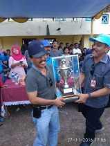 Acara FINAL Sekaligus Penutupan Tornament Penjas CUP I