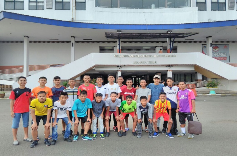 SSB Duri Galaxy wakili Riau di Putaran Final Nasional Liga Top Skor