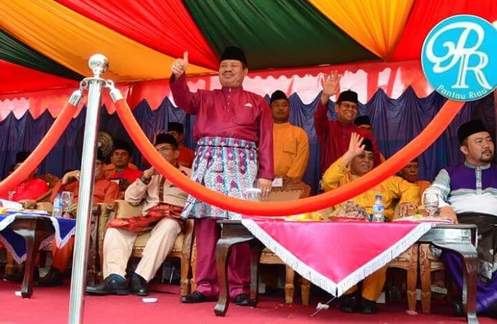 Gubri,Resmi Tutup Perhelatan MTQ XXXV Prop Riau