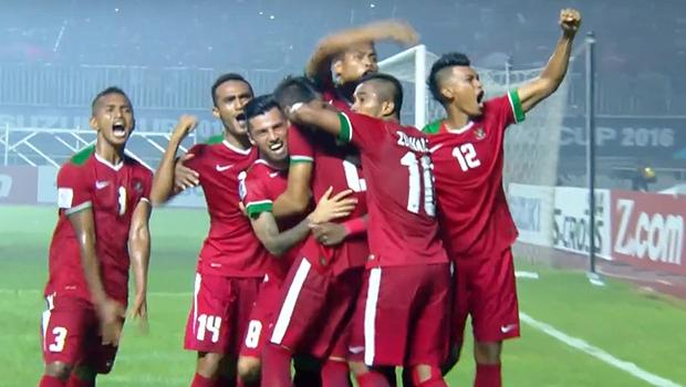 Timnas Indonesia Naik Ke Peringkat 171 FIFA