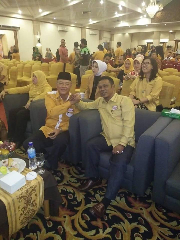 Jon Hendrizal Ketua Partai Hanura Bengkalis Ucapkan Tahniah Kepada Ali Suseno ALN Sebagai Ketua Partai Hanura Pekanbaru