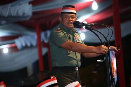 Panglima TNI : Ulama Indonesia Tidak Akan Merubah Pancasila
