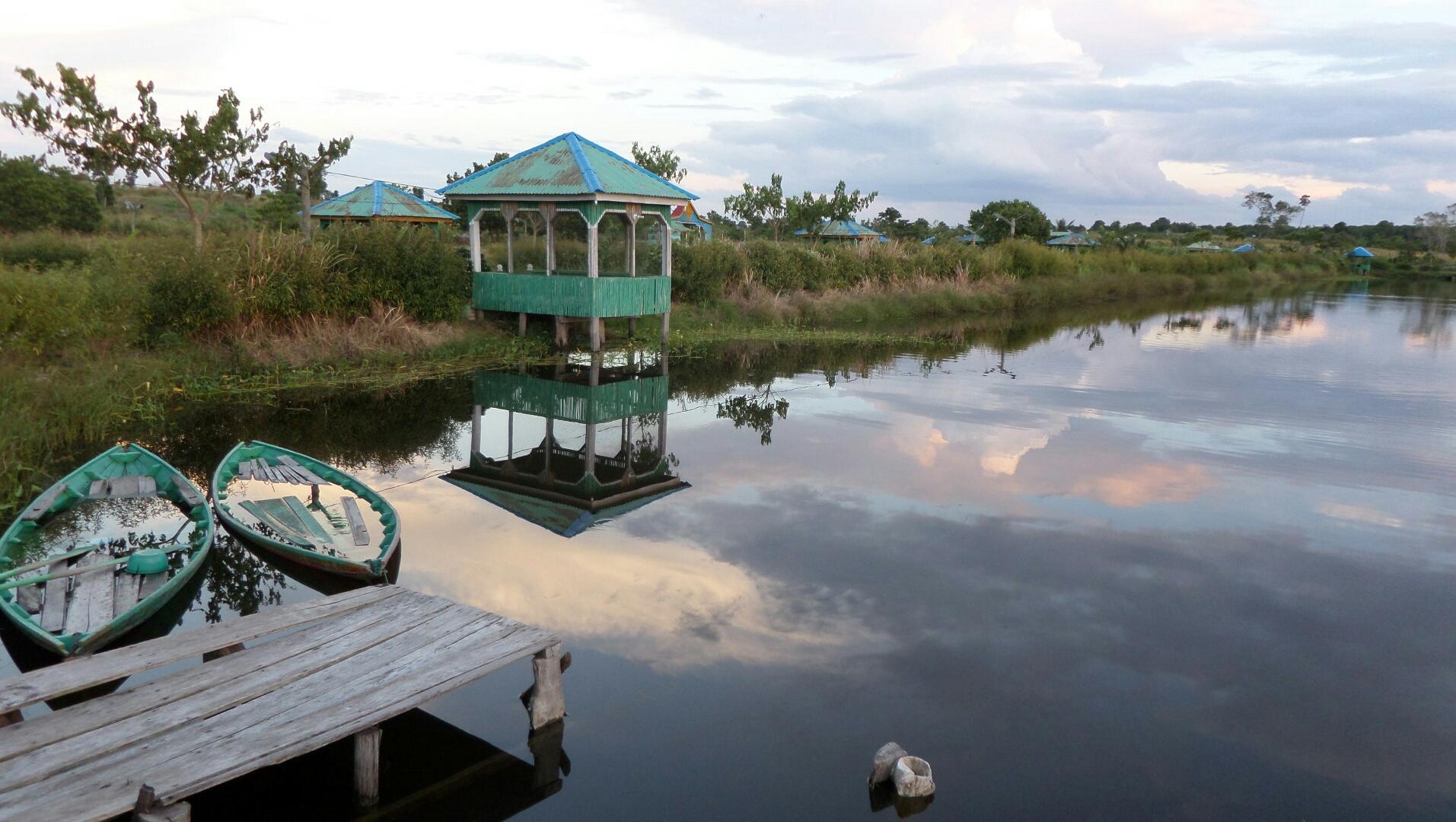 Lubuk Hijau Tempat Wisata Keluarga Bagi Masyarakat