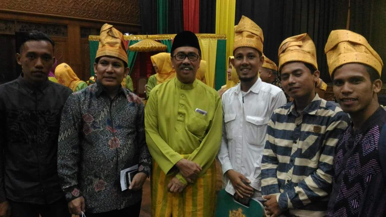 Tampil di Pagelaran Budaya Melayu Siak, Rusli Effendi Ajak  Perwakilan Duta Besar untuk promosi