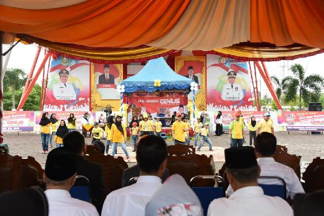 Puncak Hari Anak Nasional di Kabupaten Bengkalis