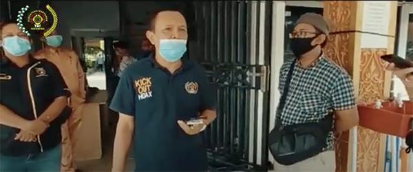 PWI Indonesia Kota Dumai #Peduliwargamiskin Berdampak Covid-19
