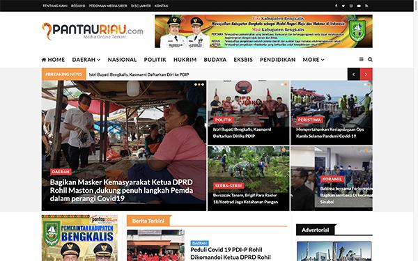 Kunjungi Portal Berita Pantauriau.com
