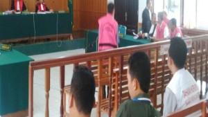Korupsi Jalan subrantas Dumai di Ganjar 4 Hingga 8 Tahun Penjara