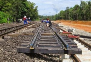 Bangun Rel kereta Api Dumai, Pemerintah Pusat Alokasikan Dana Rp 80 Miliar