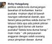 Ricky Hutagalung: Zakaria di Periksa Kejari Dumai, Sekda Main Mata