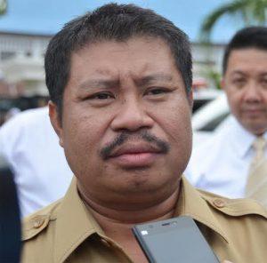 Diduga ' Gelapkan Dana Bansos,Bupati Bengkalis Dilaporkan Ke KPK