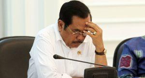 Jaksa Agung Masih Hadiri Acara Partai Nasdem