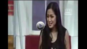 Memalukan saat Jessica Iskandar Pegang 'Punya' Raffi Ahmad